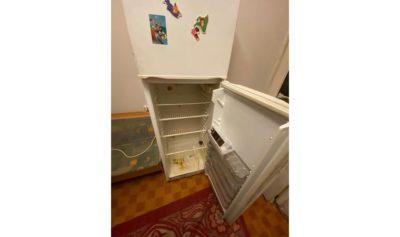 как снять верхнюю крышку холодильника норд