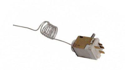как подключить терморегулятор к холодильнику
