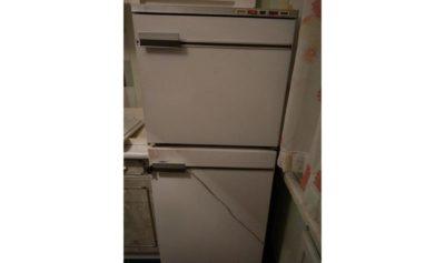 как разобрать холодильник бирюса