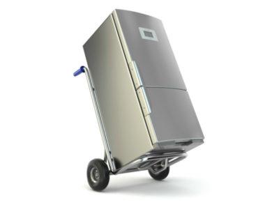 как правильно перевозить холодильник