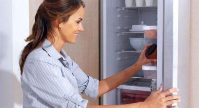 как удалить запах из холодильника протухшего мяса