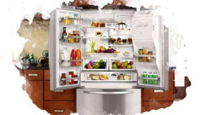 что поставить на холодильник
