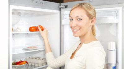 где самое холодное место в холодильнике
