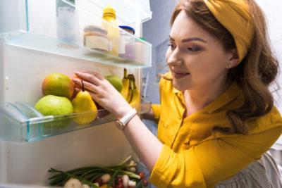 что заливают в холодильник