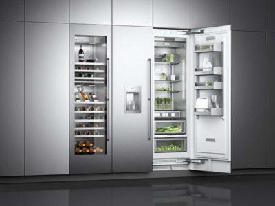 холодильник с двумя дверями как называется