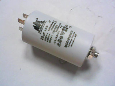 как проверить конденсатор холодильника