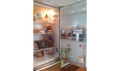 как вставить полки в холодильник атлант