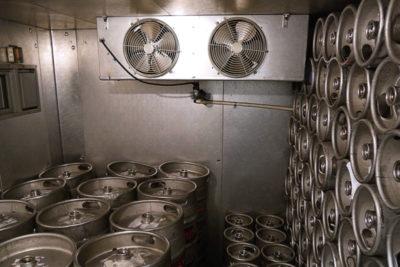 как сделать холодильную камеру для пива