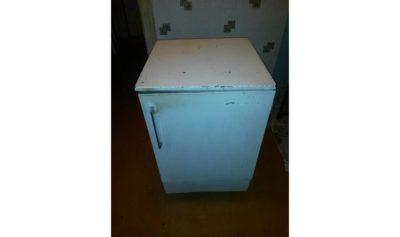 когда появились холодильники в ссср