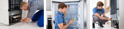 в холодильнике не горит лампочка что делать