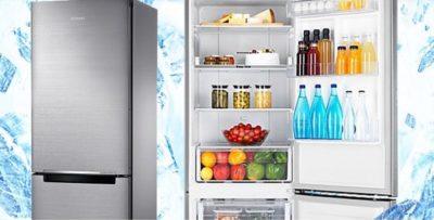 как установить температуру в холодильнике