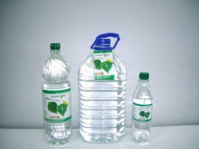 деионизированная вода что это такое