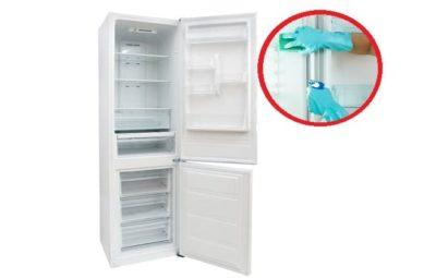как выключить холодильник самсунг