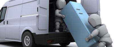 как перевезти холодильник на легковой машине