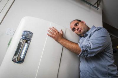 как работает холодильник на морозе