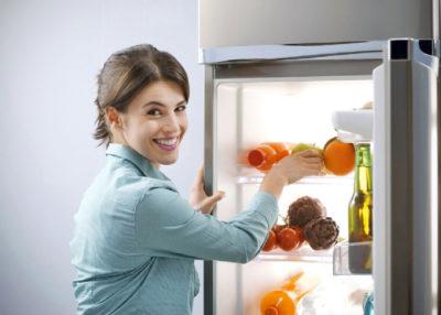 режим отпуск в холодильнике что это