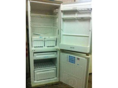 как разморозить холодильник стинол двухкамерный