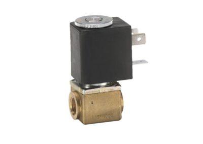 как подключить электромагнитный клапан