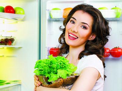 как сохранить зелень свежей в холодильнике