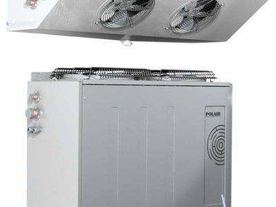как настроить холодильник polair