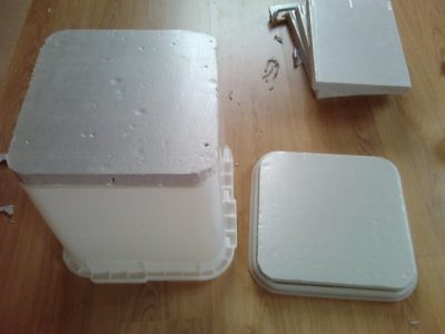как сделать холодильник своими руками