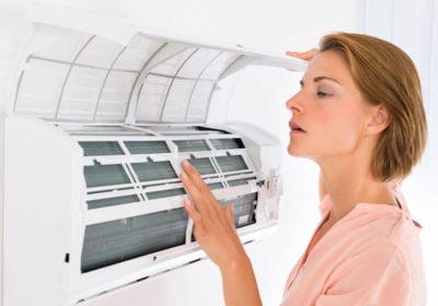 почему кондиционер не дует теплым воздухом