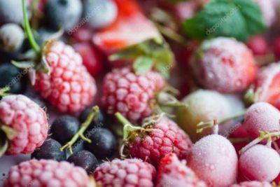 сколько можно хранить замороженные ягоды