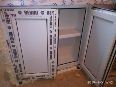 как утеплить хрущевский холодильник