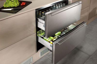 что такое встраиваемый холодильник