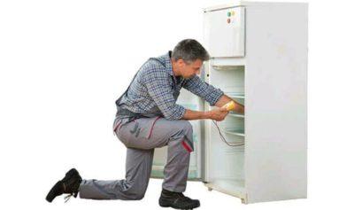 что значит alarm на холодильнике
